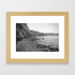 Point Dume Framed Art Print