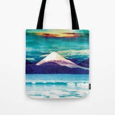 Living Rapture in Yeno Tote Bag
