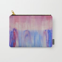 Waterfall, abstract watercolor Carry-All Pouch