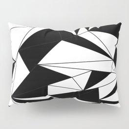 looking black Pillow Sham