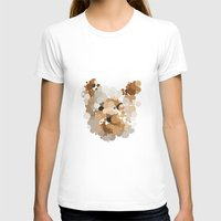 terrier T-shirts featuring Terrier  by Glen Gould