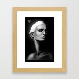Pierce the Soul Framed Art Print