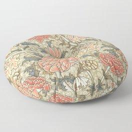 """William Morris """"Cray"""" 1. Floor Pillow"""