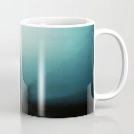 Golden Gate in blue Coffee Mug