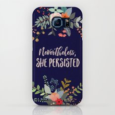 Nevertheless, She Persisted Slim Case Galaxy S6