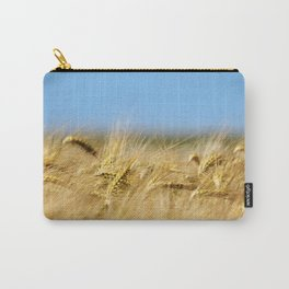 Blue & Gold Carry-All Pouch
