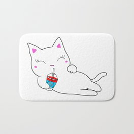 Sexy Kitty Bath Mat