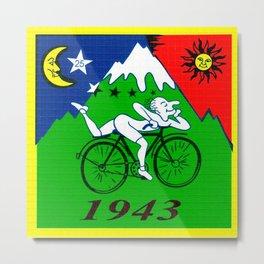 Bike 1943 Metal Print