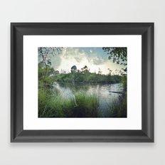 Aquitaine Framed Art Print