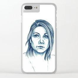 Wentworth | Allie Novak Clear iPhone Case