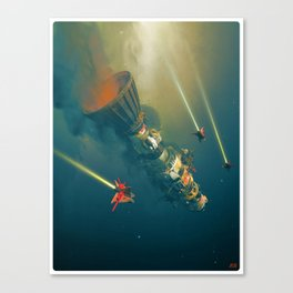 FALL75 Canvas Print