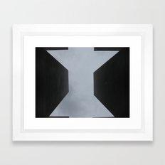 Holocaust Memorial, Berlin #2 Framed Art Print