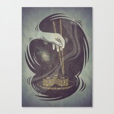 Divine Sushi Canvas Print