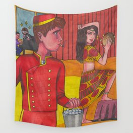 Room 29 Wall Tapestry