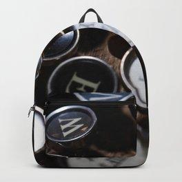 Scattered Keys Backpack