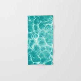 Pool Dream #1 #water #decor #art #society6 Hand & Bath Towel