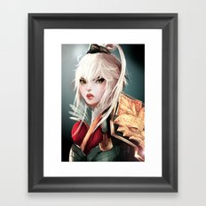 Dragonblade Riven Framed Art Print