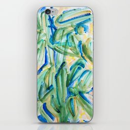 Tropical Plants iPhone Skin