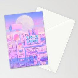 Future Nostalgia Stationery Cards