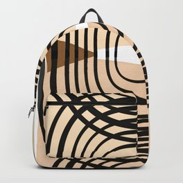 Space Abstract Study 4 Backpack