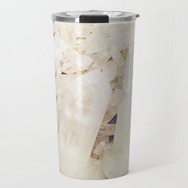 Quartz Crystals Travel Mug