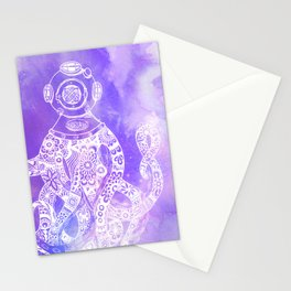 OctiMan Stationery Cards