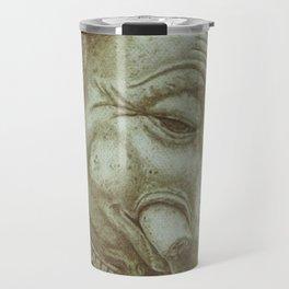 Ganesh green Travel Mug