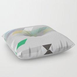 Streets Floor Pillow