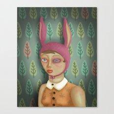 Bruised Egg Canvas Print