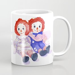 Raggedy Anne / Andy Coffee Mug