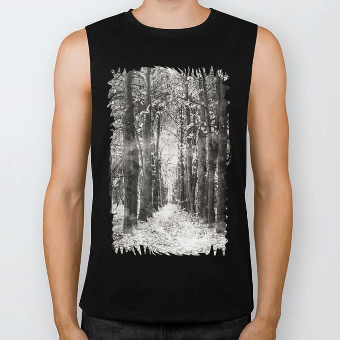 Infrared and symmetry Biker Tank