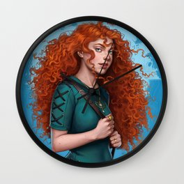 Merida Wall Clock