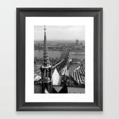Cologne Framed Art Print