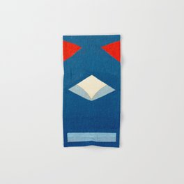 Lucha Libre Mask 3 Hand & Bath Towel