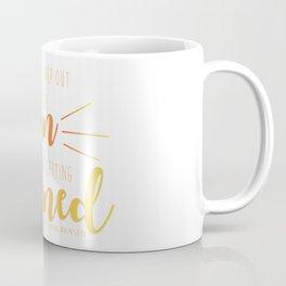 Step Out, Step Out Coffee Mug
