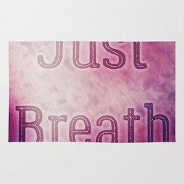 Just Breath Rug