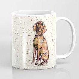 Hungarian Vizsla Dog Coffee Mug