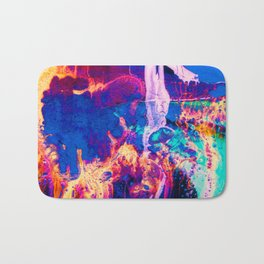 Acid trip Bath Mat