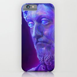 Marcus Aurelius 2 iPhone Case