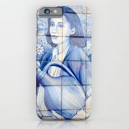 Azulejo mural iPhone Case