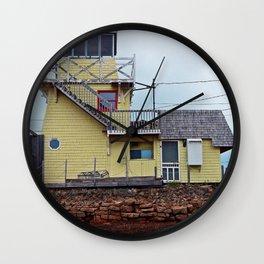 Lighthouse Cafe Wall Clock