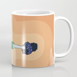 Fashion Model Coffee Mug