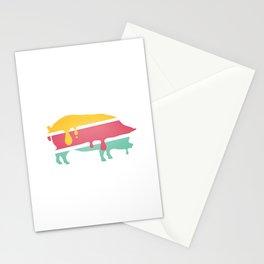 POP PIG Stationery Cards