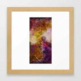 Fixed Stars Framed Art Print
