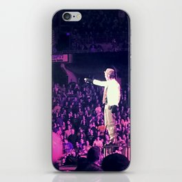 Concert Photo iPhone Skin