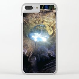 Toil and Trouble (1) Clear iPhone Case