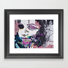 Gori Framed Art Print