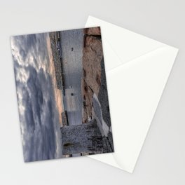 Cloudy afternoon at Lanes Cove 2392 Stationery Cards