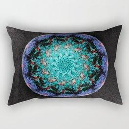 Koi Pond Boson Rectangular Pillow