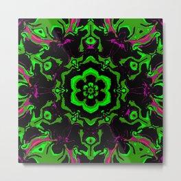 Tile Pattern / GFTTile138 Metal Print